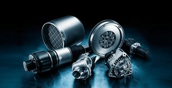 Remanufactured Parts, Mercedes-Benz, Service