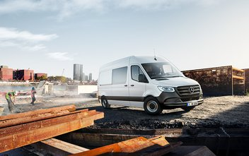 Remanufactured Parts, Mercedes-Benz, Vans