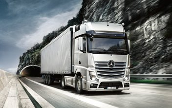 Remanufactured Parts, Mercedes-Benz, Trucks